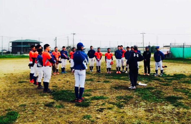アスレティックトレーナー 野球